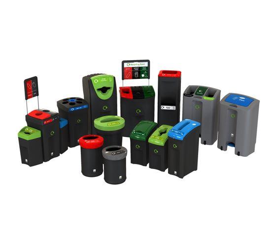 Internal Recycling Bins