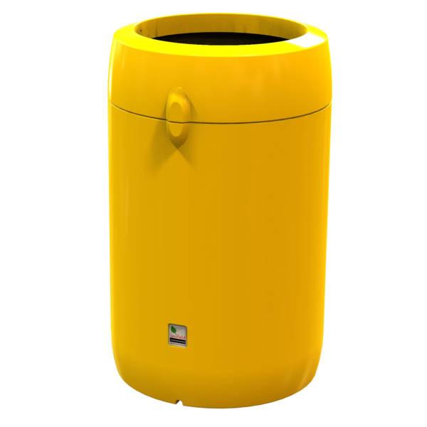 viscount open litter bin