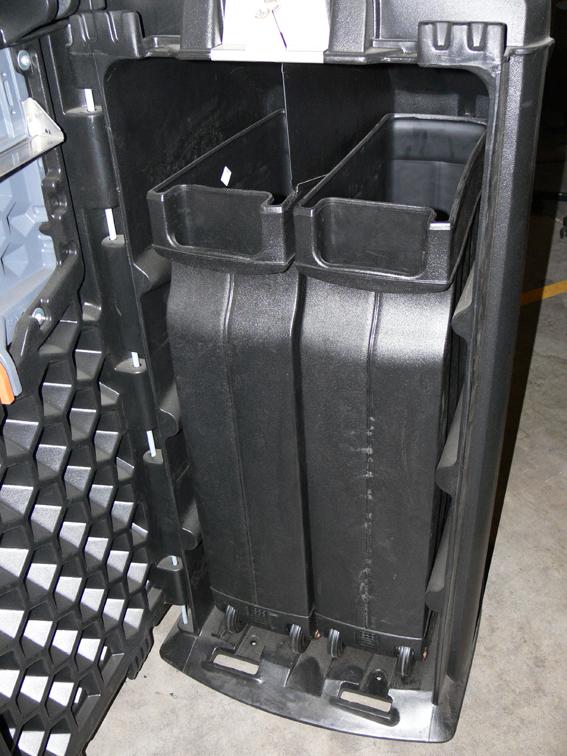 Envirobank Split (internal liners)