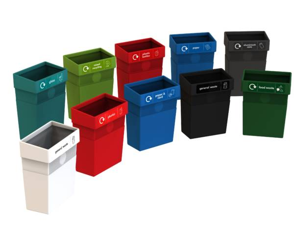 Regent Recycling Range