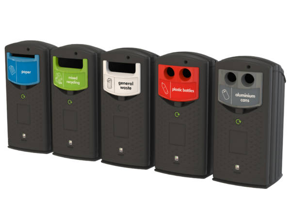 Envirobank 140 Group Bins