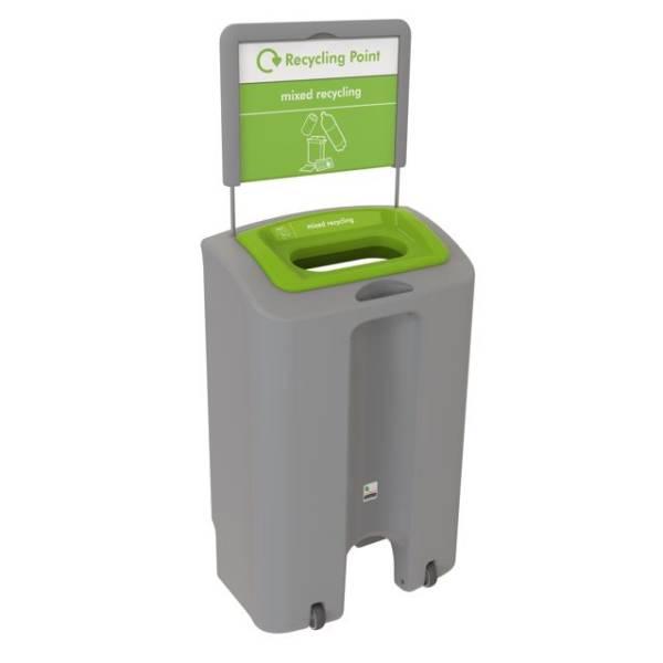 EnviroGo_Mixed Recycling_inc Sign SQ