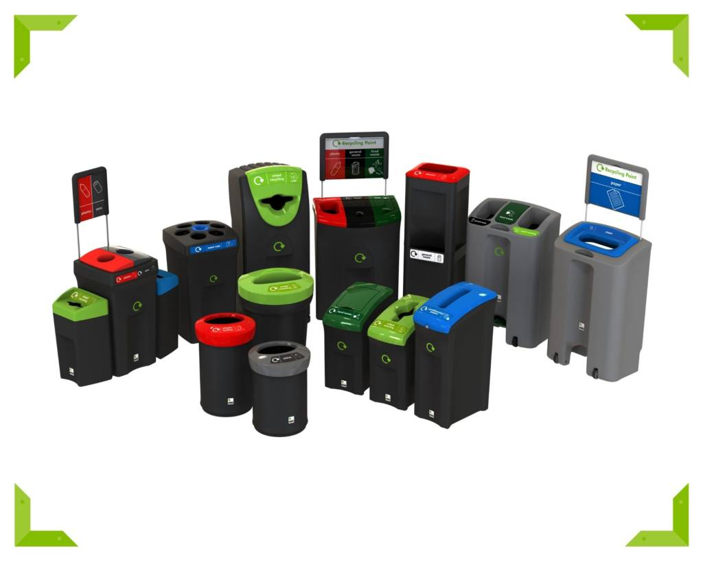 Regenerate recycling in offices