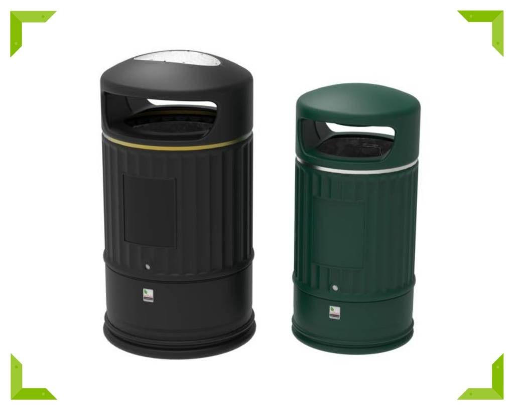 New Classic Community Litter Bins