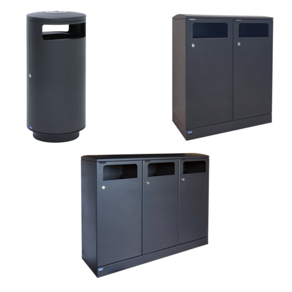 External Bica® Bins